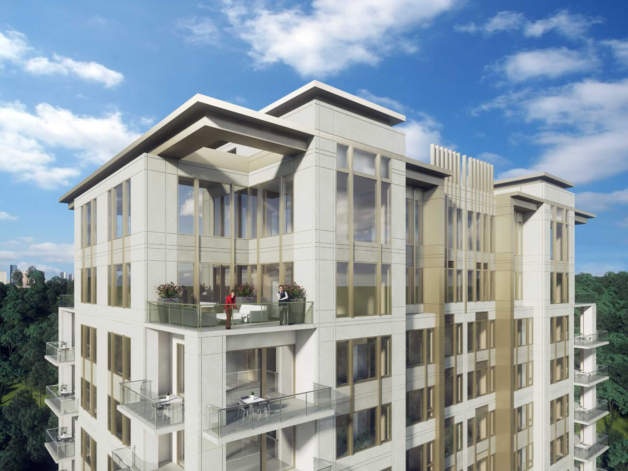 High Rise Condo Project Planned In Galleria Area