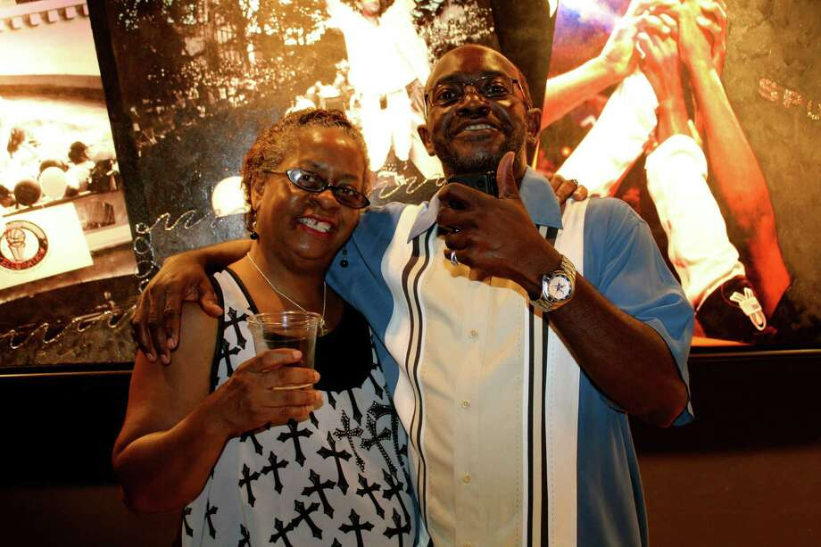 Spurs vs. Heat NBA Finals Game 1 viewing party on Thursday, June 6, 2013, at the AT&T Center. Photo: Yvonne Zamora / San Antionio Express-News