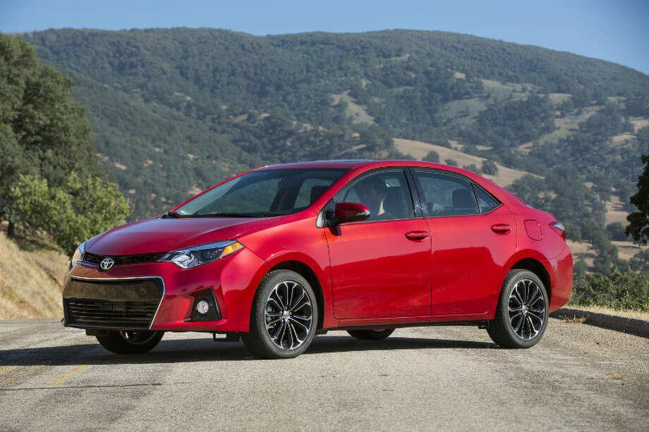 2014 Toyota Corolla Photo: Toyota Motor Company