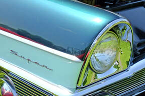 1956 was the last year for Packard's Clipper series.