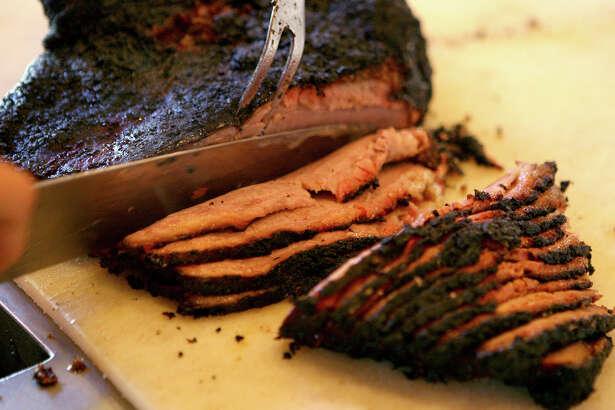 Rudy's BBQ won Readers' Choice Best Brisket.