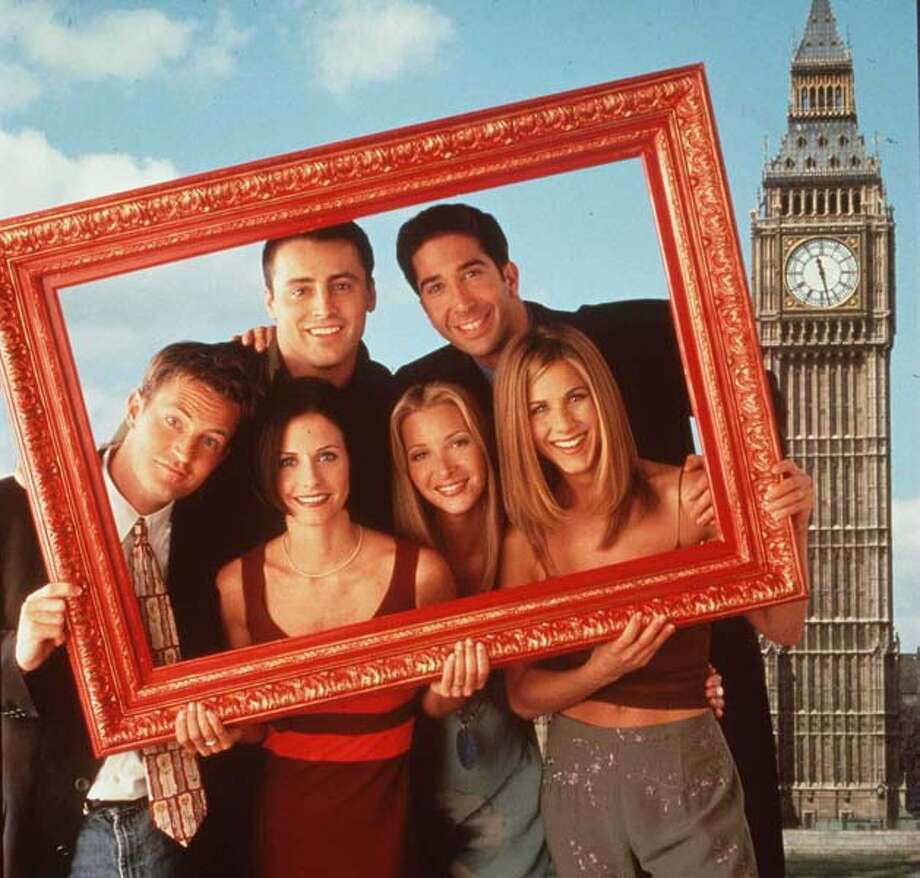 24: FRIENDSCreated by Marta Kauffman & David Crane Photo: NBC, Getty Images / Getty Images North America