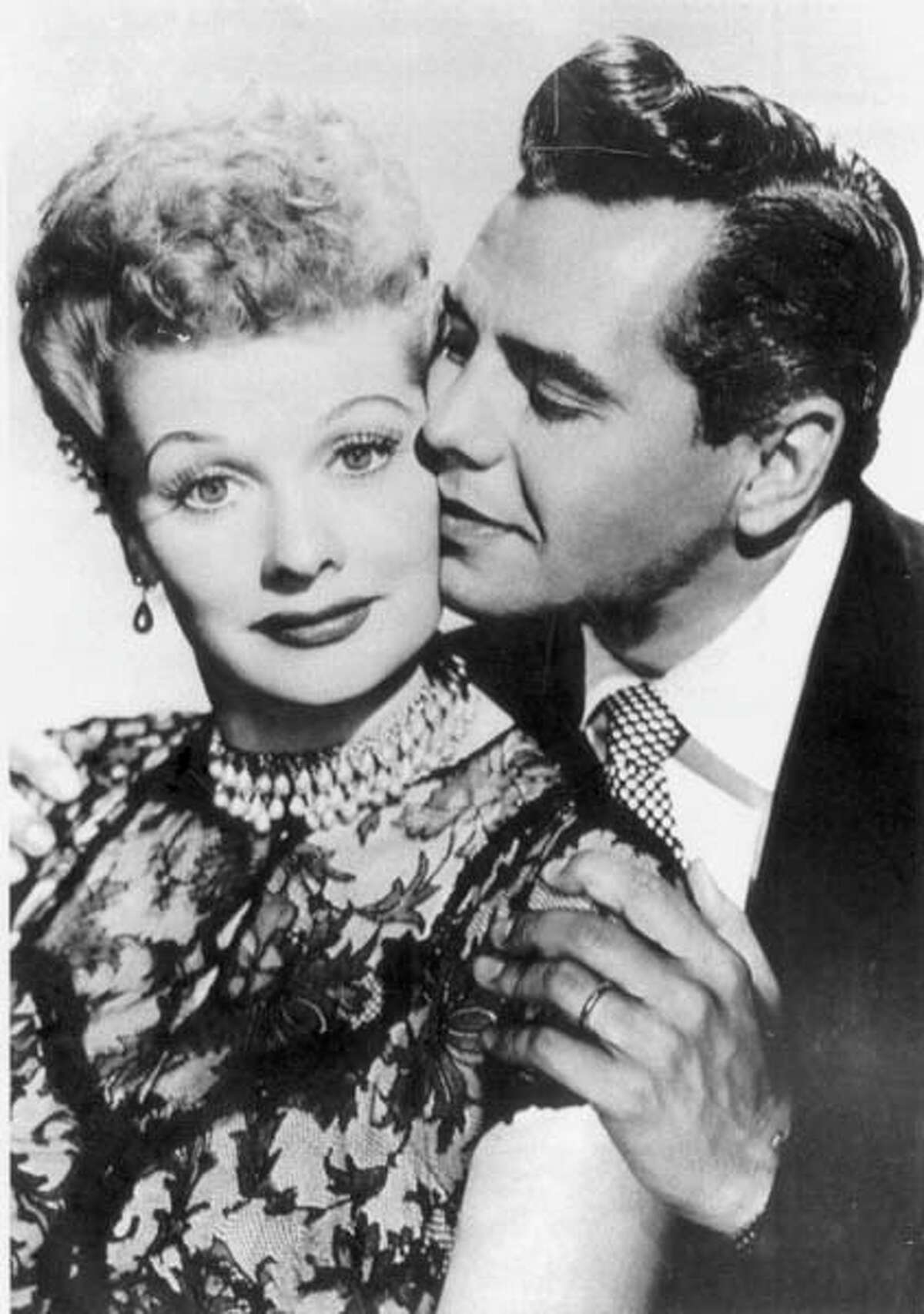 Wedding bells Well, probably not too many bells, considering that Lucille Ball and Desi Arnaz eloped on Nov. 30, 1940.