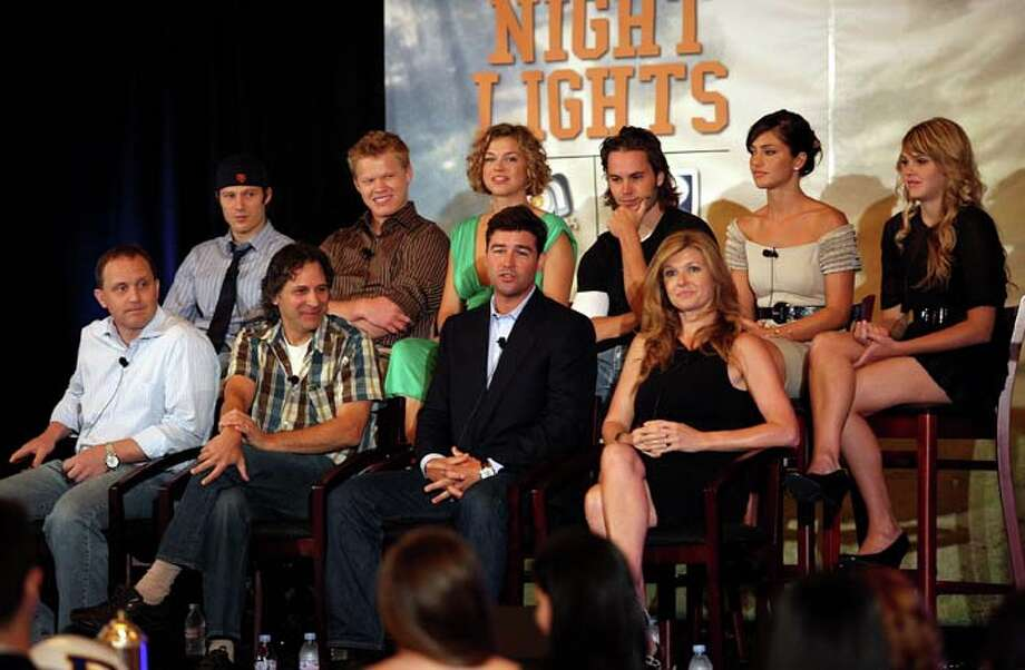 22: FRIDAY NIGHT LIGHTSDeveloped by Television by Peter Berg, Inspired by the Book by H.G. Bissinger Photo: Frederick M. Brown, Getty Images / 2008 Getty Images