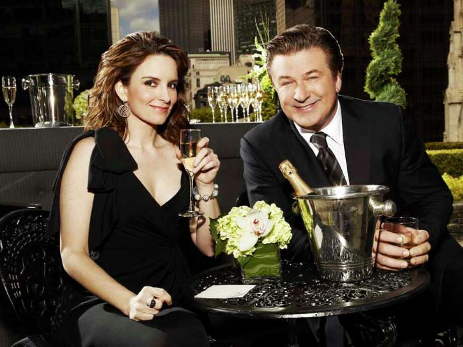 21: 30 ROCK Created by Tina Fey Photo: NBC, NBC Via Getty Images / 2012 NBCUniversal, Inc.
