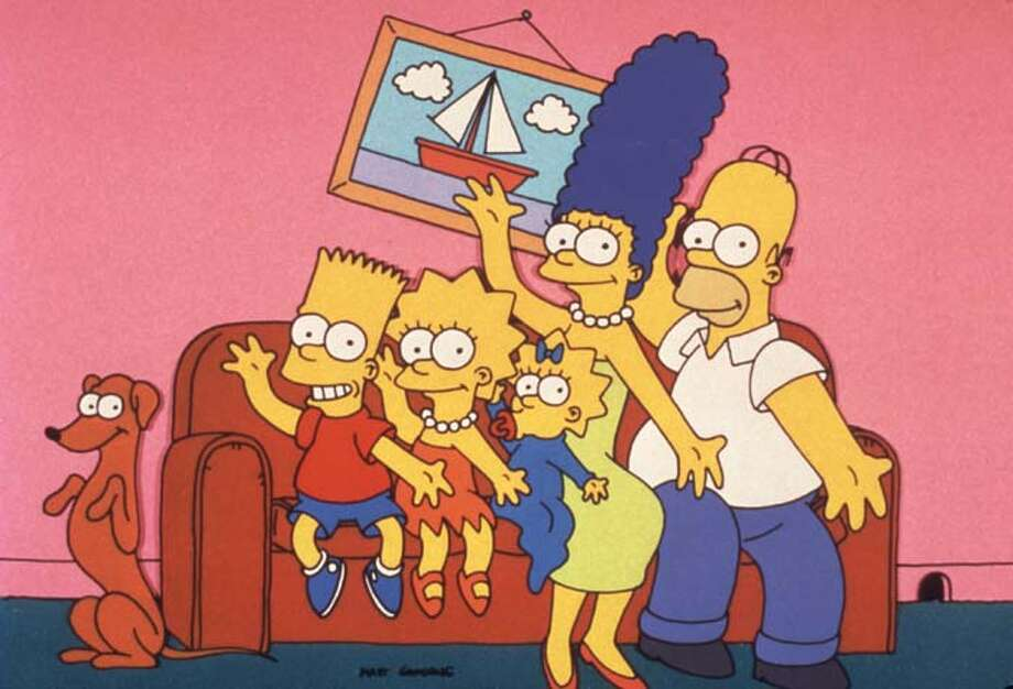 11: THE SIMPSONS Created by Matt Groening, Developed by James L. Brooks and Matt Groening and Sam Simon Photo: Twentieth Century Fox C / handout slide