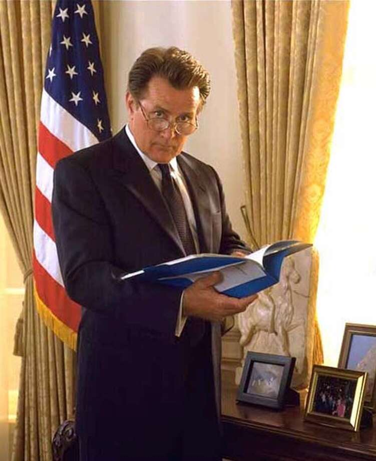 10: THE WEST WING Created by Aaron Sorkin Photo: KEVIN FOLEY, AP / NBC