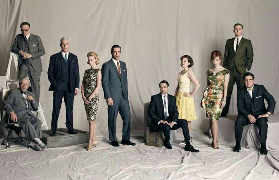 7: MAD MEN Created by Matthew Weiner / DirectToArchive