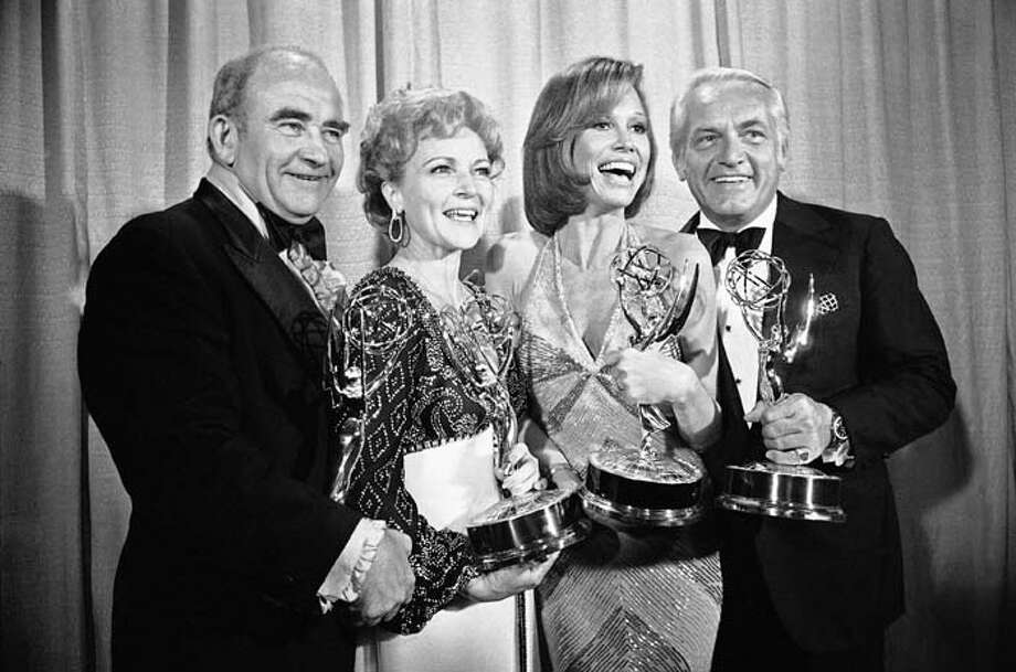 6: THE MARY TYLER MOORE SHOWCreated by James L. Brooks and Allan Burns Photo: Reed Saxon, Associated Press / AP1976