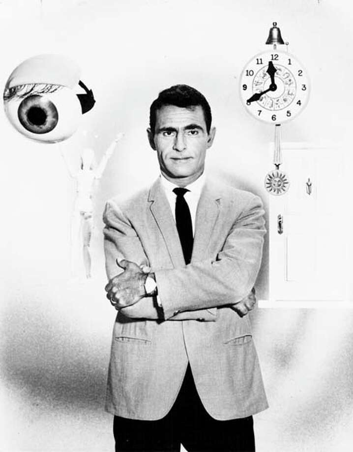 3: THE TWILIGHT ZONE Season One writers: Charles Beaumont, Richard Matheson, Robert Presnell, Jr., Rod Serling / handout