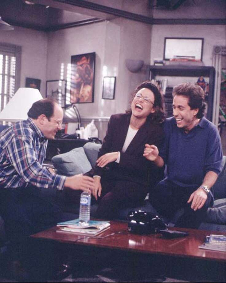 2: SEINFELD Created by Larry David & Jerry Seinfeld Photo: PAUL DRINKWATER, NBC / NBC