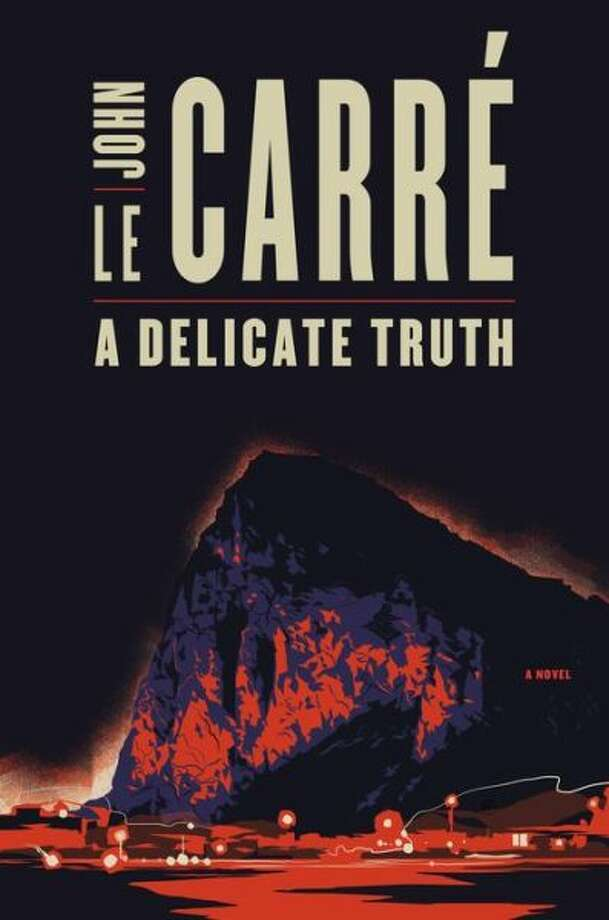 """A Delicate Truth"" by John Le Carre Photo: Xx"