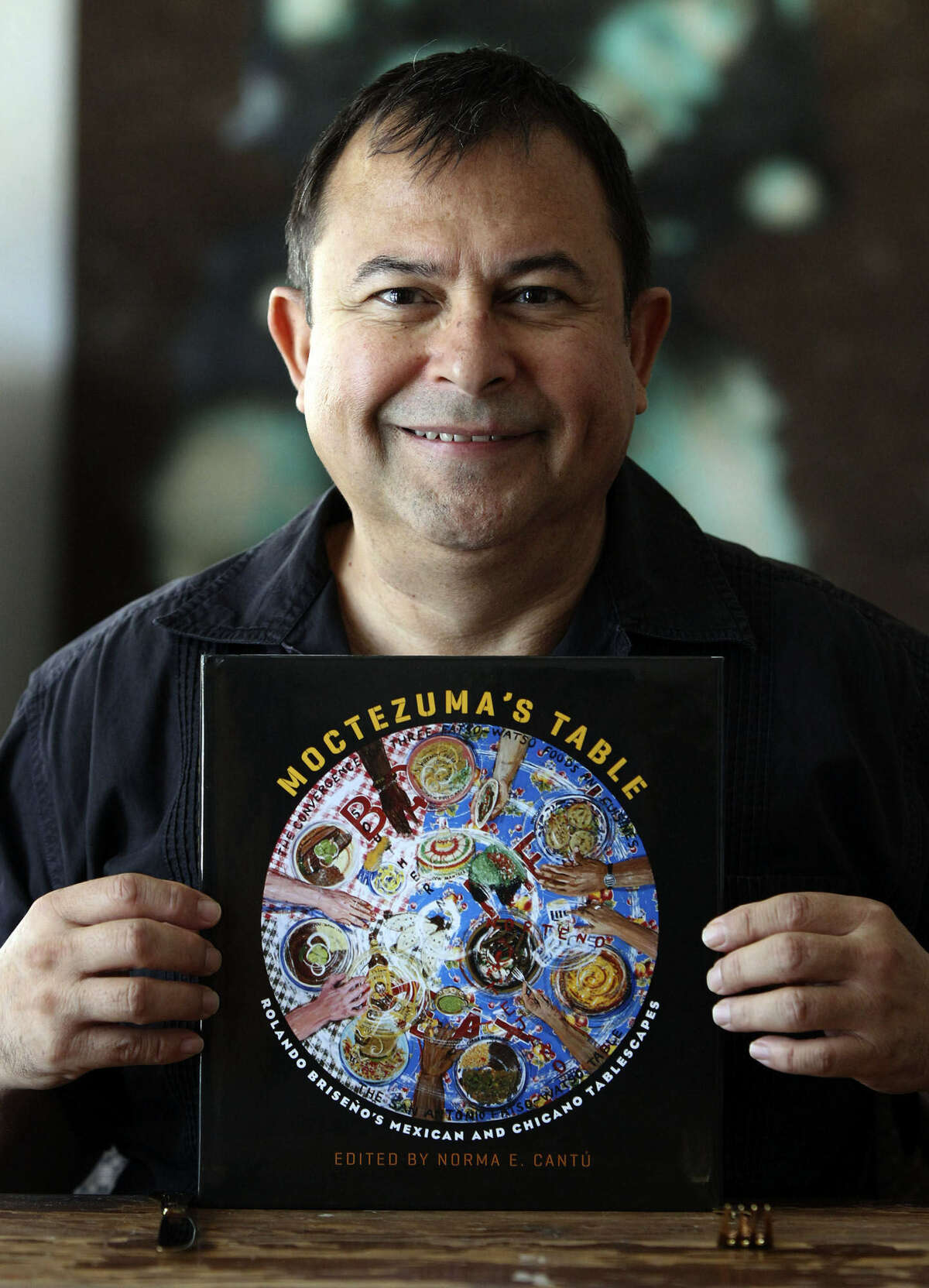 Rolando Briseño is a public artist.
