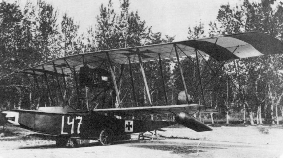 The Lohner L was a reconnaissance flying boat produced in Austria and Hungary during World War I. Photo: Wikimedia Commons
