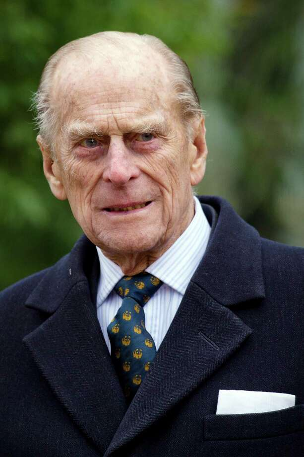 "(FILES) - A picture dated March 20, 2013 shows Britain's Prince Philip, Duke of Edinburgh, attending the official opening of the ZSLTiger Territory enclosure at London Zoo in central London. The 91-year-old husband of Queen Elizabeth II, was admitted to hospital on Thursday for ""exploratory"" surgery and is likely to stay there for two weeks, Buckingham Palace said.AFP PHOTO/POOL/Leon NealLEON NEAL/AFP/Getty Images Photo: LEON NEAL, Staff / AFP"