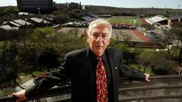 """An osteopathic medical school would be UIW's """"crown jewel,"""" UIW President Louis Agnese Jr. said."""