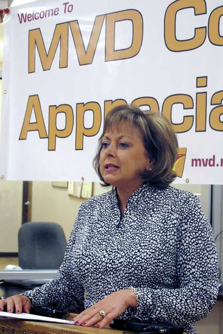New Mexico Gov. Susana Martinez says she's glad Whole Foods Market is reviewing its language policy. Photo: Russell Contreras, STF / AP