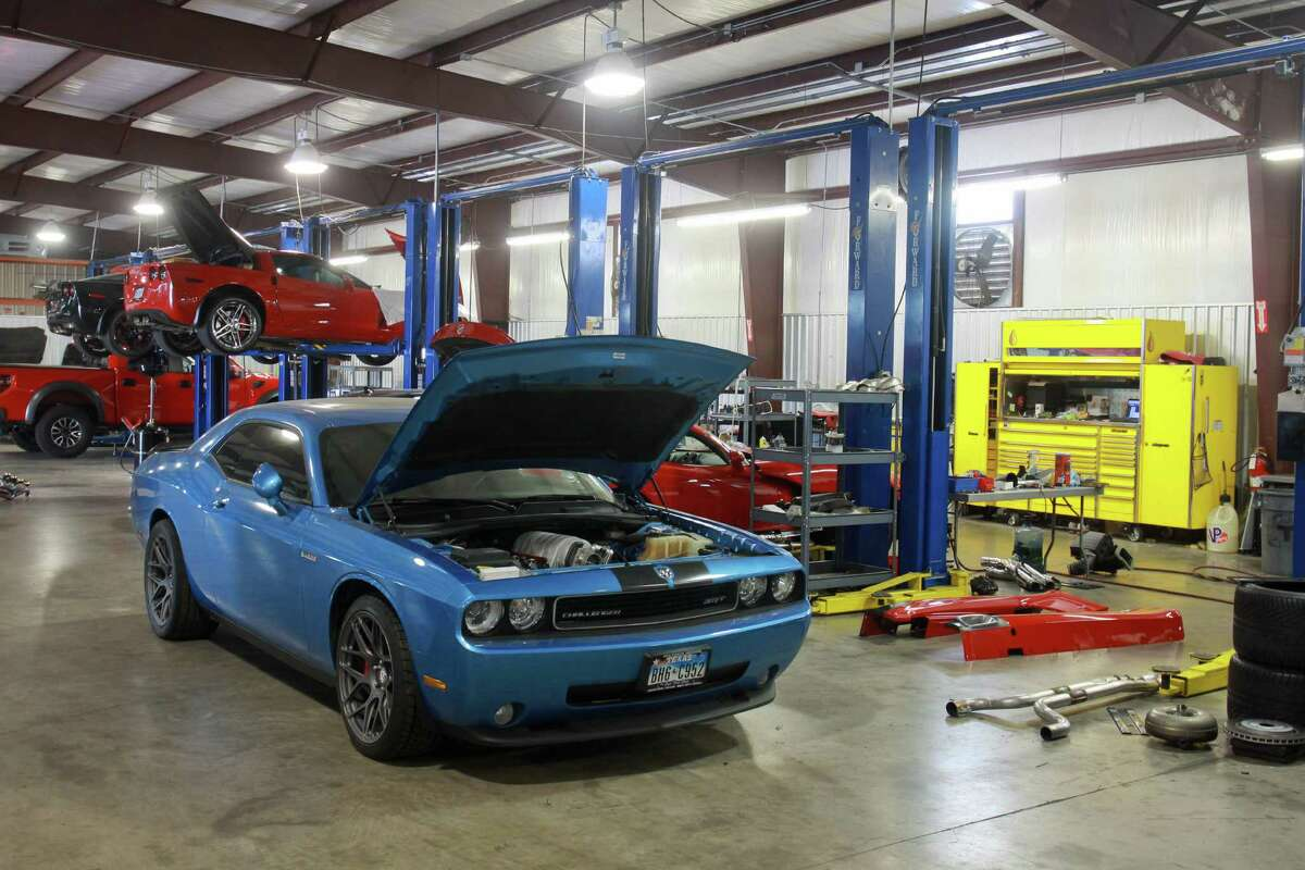 At Hennessey Performance near Sealy, people bring in their already-fast cars in the quest for more speed.