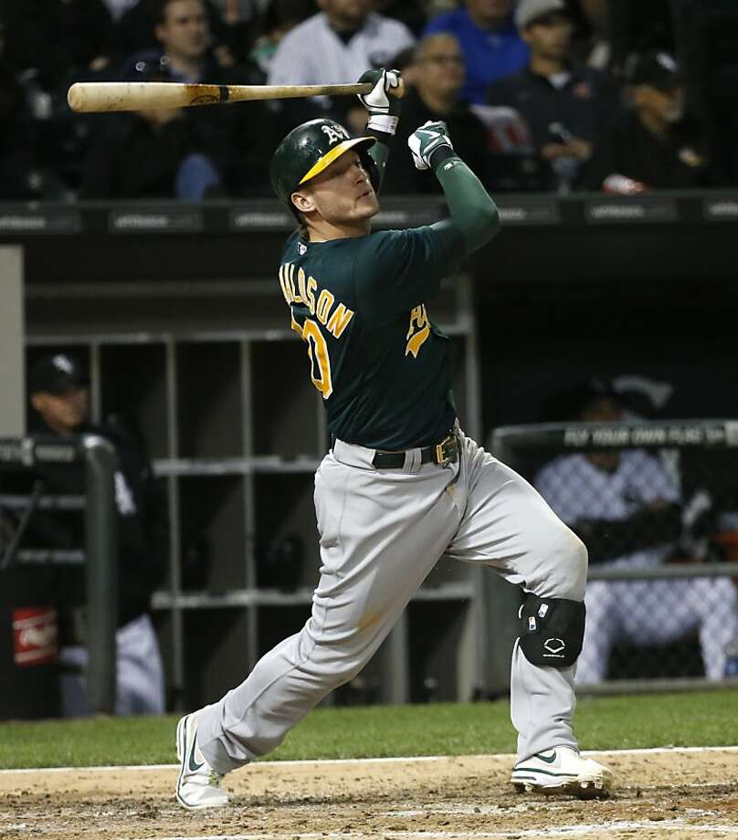 Josh Donaldson is vying for a spot on the American League All-Star team, but the competition at third base is fierce, including Miguel Cabrera of Detroit and Baltimore's Manny Machado. Photo: Charles Rex Arbogast, Associated Press
