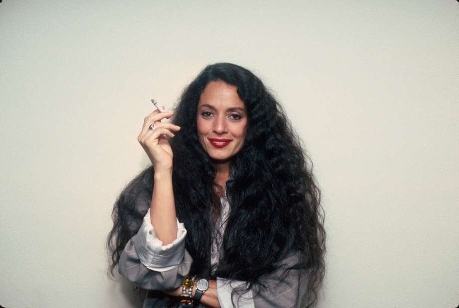 Maria Diega Reyes, played by Sonia Braga, was a Brazilian lesbian artist Samantha has an affair with. It ends after Samantha tires of the relationship talk and Maria thinks Samantha a tad too promiscuous.   Here is  Sonia Braga in 1985. Photo: David McGough, Time & Life Pictures/Getty Image