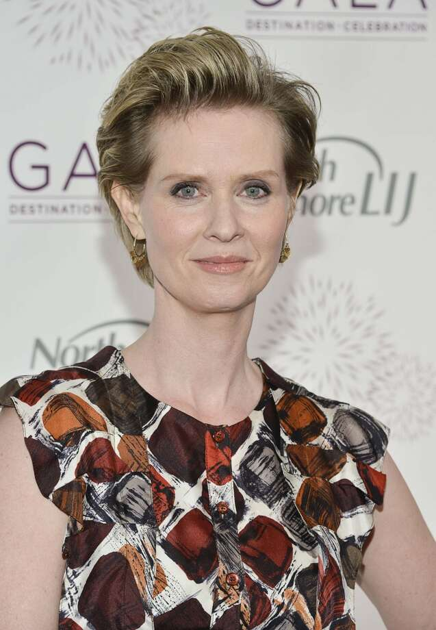 Cynthia Nixon in 2013. Photo: Eugene Gologursky, WireImage