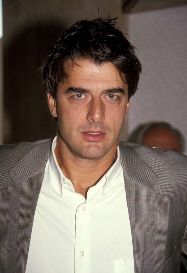 Here's Chris Noth in 1991. Photo: Ron Galella, WireImage