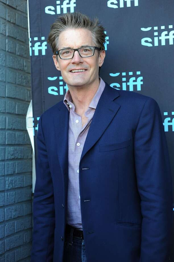 And Kyle MacLachlan in 2013. Photo: Dana Nalbandian, WireImage
