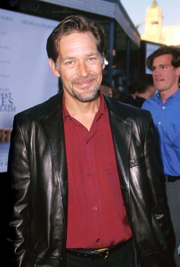 Now onto Samantha. The self-proclaimed 'try-sexual' Samantha ('I'll try anything once') normally eschewed monogamy, but then she met hotel magnate Richard Wright (James Remar). The pair tried an exclusive relationship, but Richard ends up cheating on her.   Here's Remar in 2000. Photo: J. Vespa, WireImage