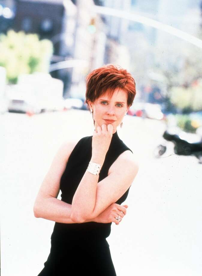 Cynthia Nixon played the cynical lawyer Miranda Hobbes. Photo: Paramount Pictures, Getty Images