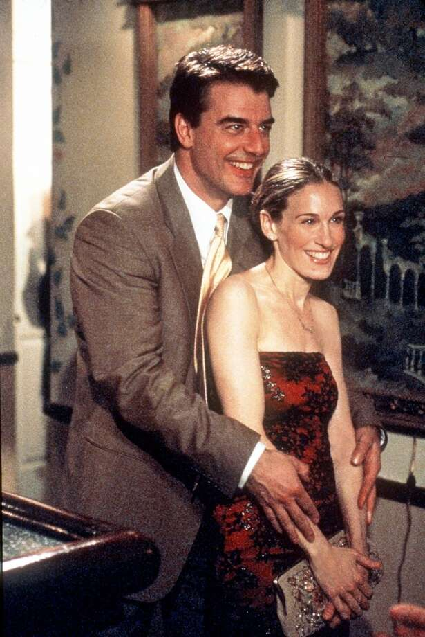 ...speaking of the Bonaparte's, we have Carrie and Mr. Big. (If you've seen the movie, then you would totally get what we're saying.) Are Big and Carrie great loves? Or are they just immature people destined to be together? This is a tough one, but they certainly deserve a spot on our list (even if it's just as a cautionary tale). Photo: Paramount Pictures, Getty Images