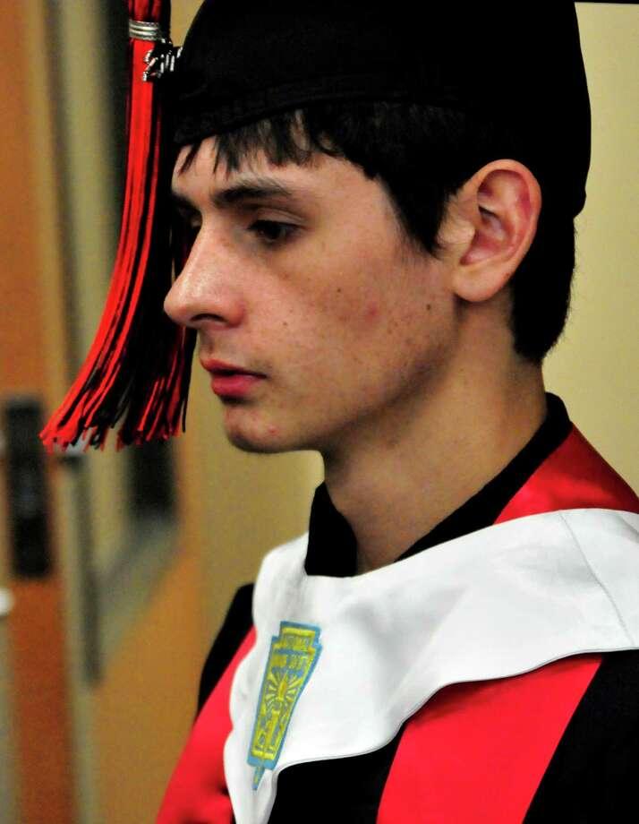 Kountze High School Class of 2013 graduation. Photo: Cassie Smith
