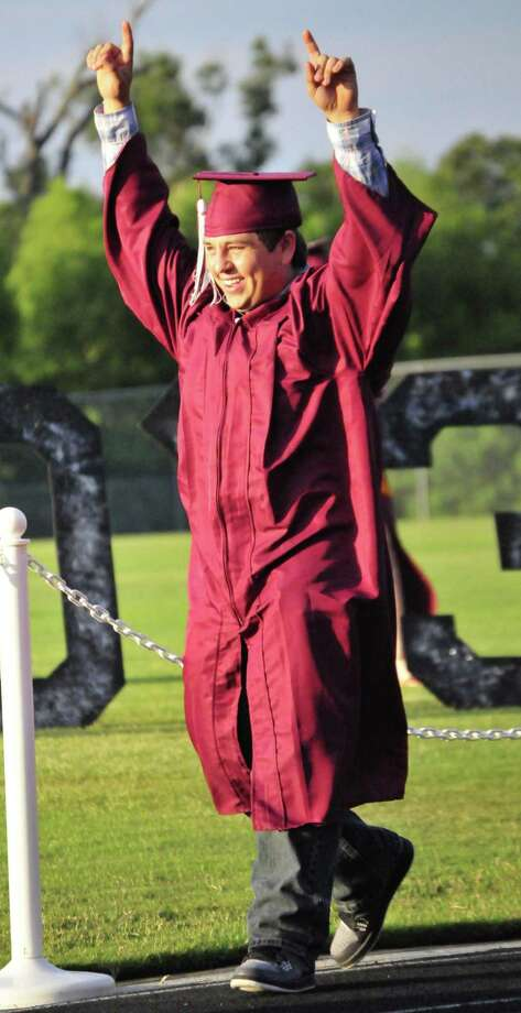 Silsbee ISD ISD Silsbee High SchoolGraduation: 7:30 p.m. June 6, at Silsbee Tiger Stadium(File photo) Silsbee High School Class of 2013 graduation. Photo: Cassie Smith