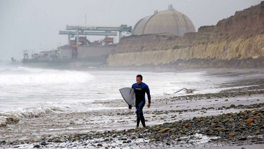 While opponents of nuclear energy said the decision to shut down the San Onofre nuclear power plant signals a death knell for the industry, others say the plant was closed primarily because of circumstances unique to the plant. Photo: Mark Rightmire, MBI / The Orange County Register