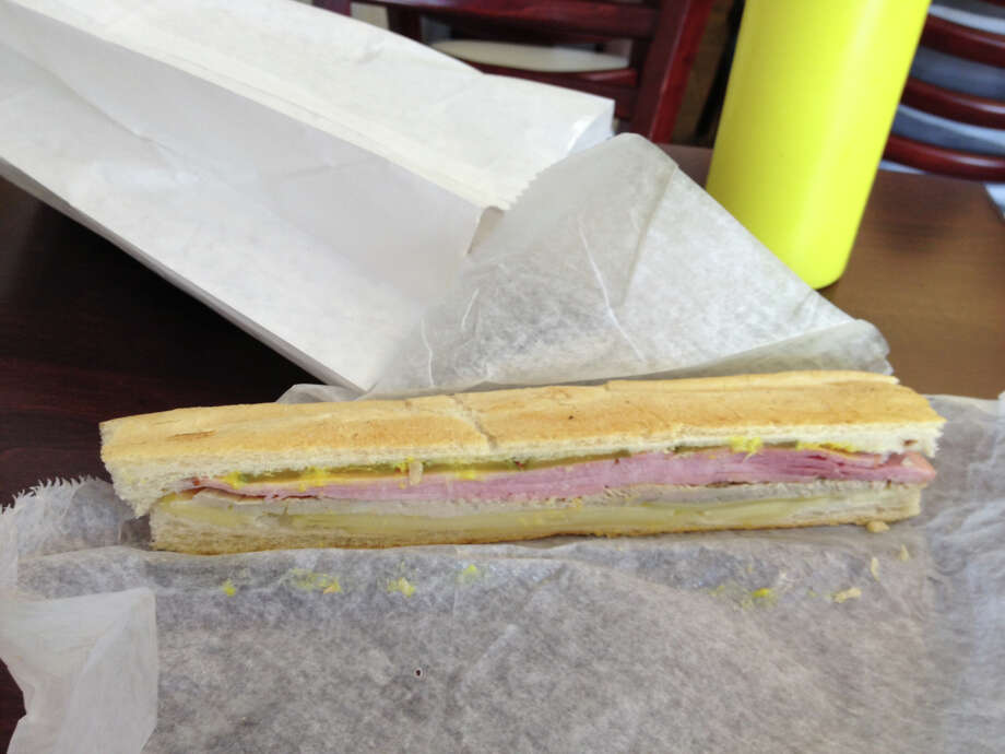 If you miss Cuban sandwiches ...