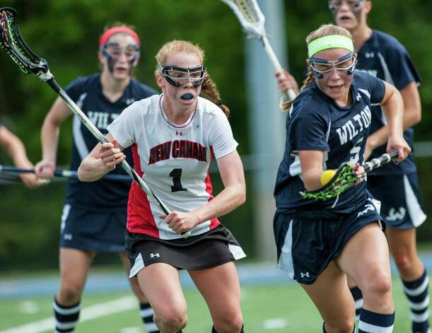 New Canaan High School Girls Lacrosse New Canaan High School Against
