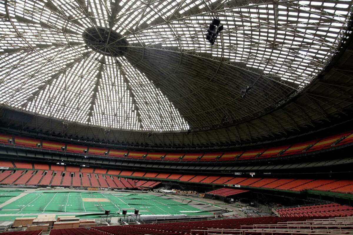 What to do with the Astrodome? The Harris County Sports and Convention Corp. is mulling suggestions this month.