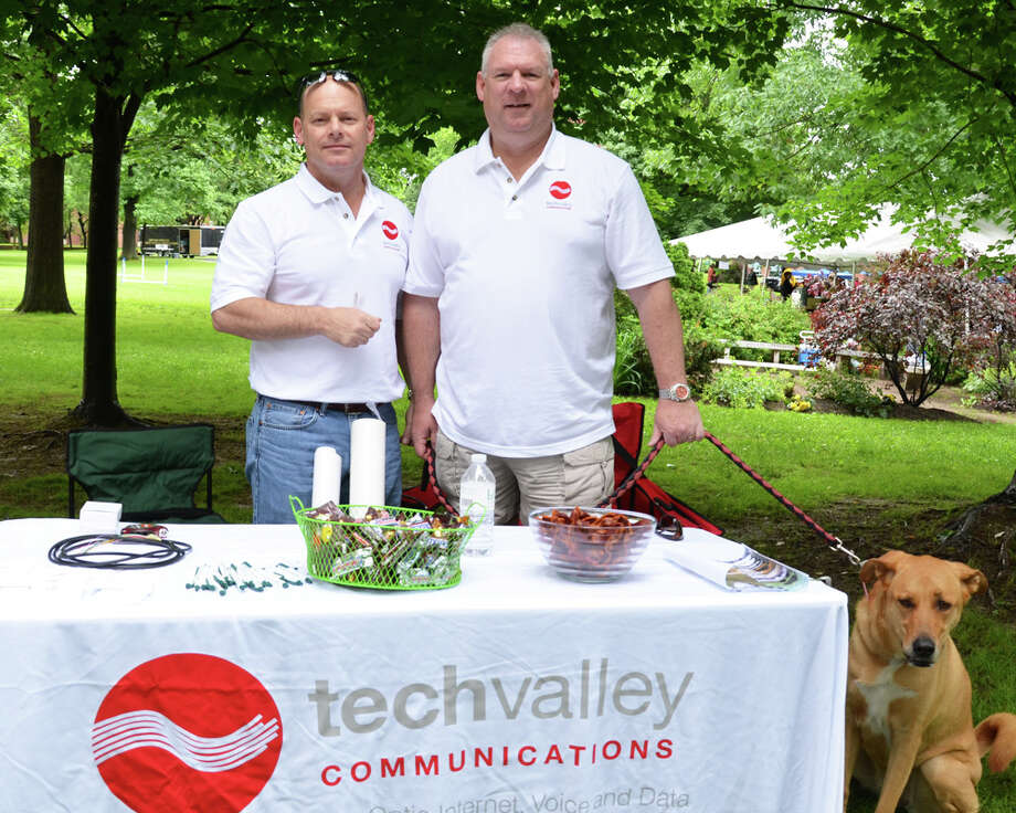 Were you Seen at the annual Paws in the Park fundraiser for the Mohawk Hudson Humane Society, held at Siena College in Loudonville on Saturday, June 8, 2013? Photo: Paula Walker