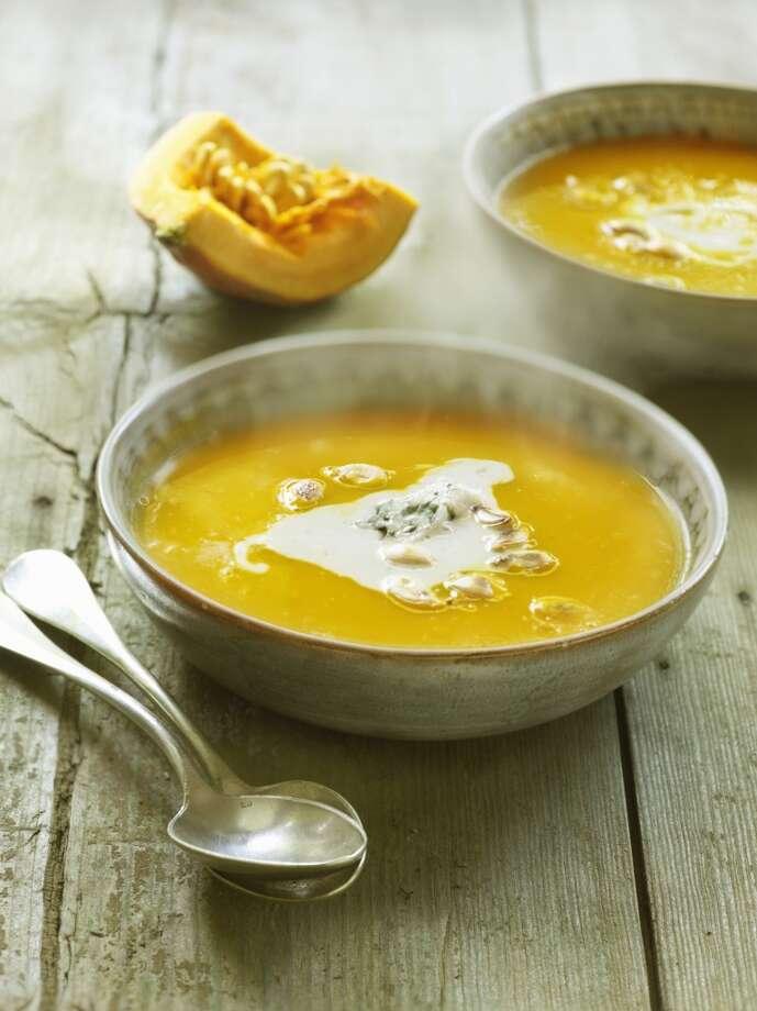 Good:  Butternut squash (high in Vitamin A)