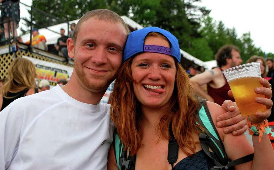 Were you Seen at the 9th Annual Mountain Jam listening to Michael Franti & Spearhead, The Lumineers, Gov't Mule and more bands at Hunter Mountain on Saturday, June 8, 2013? Photo: Silvia Meder Lilly