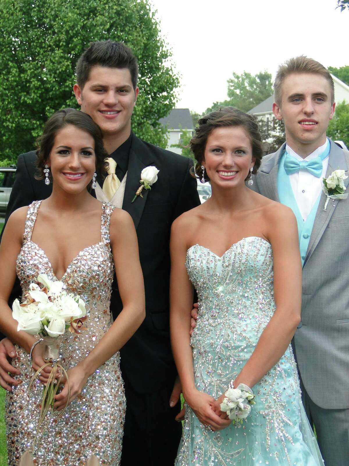 Were you Seen at the Colonie Central High School Senior Prom at the Albany Marriott in Colonie on Saturday, June 1, 2013?