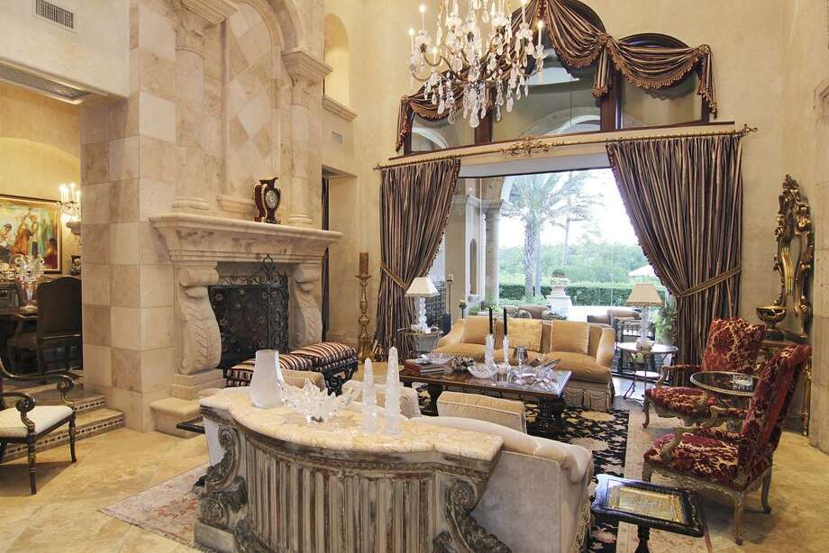 The Woodlands home of NBA player/coach Avery Johnson has sold for $6.1 million.  The home features seven bedrooms and eight bathrooms. Photo: HAR