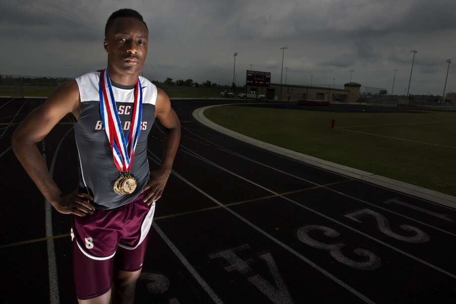 All-Greater Houston boys track athlete of the yearAaron Sharp, Jr., Summer Creek