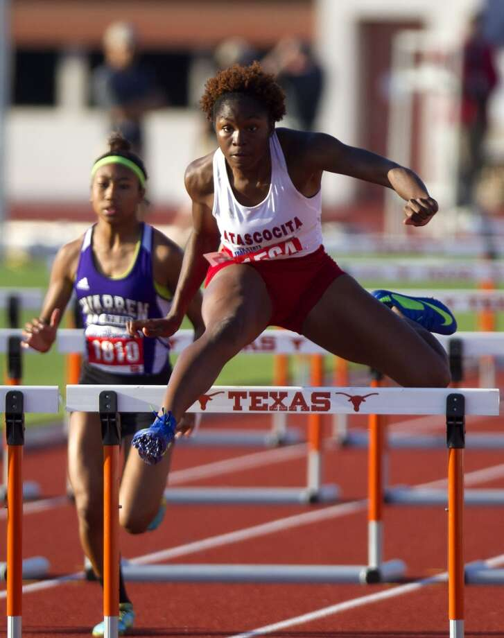 Girls hurdlesAriel Jones, Jr., Atascocita