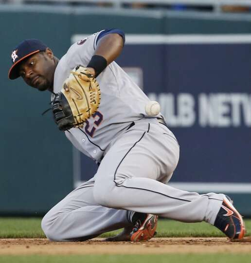 June 8: Royals 7, Astros 2 Ervin Santana shut down the Astros as t