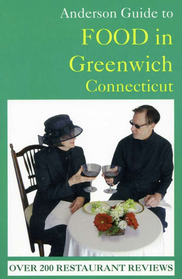 "Realtor Carolyn Anderson, president of Anderson Associates in Greenwich, recently completed the first edition of ""Anderson Guide to Food in Greenwich, Connecticut,"" which offers a look at dining in and around town. Photo: Contributed Photo"