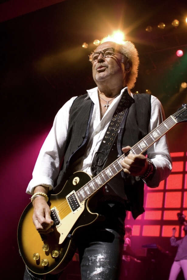 Band co-founder and lead guitarist Mick Jones has been a defining force in Foreigner, although the lineup of musicians around him has changed since the band's debut album in 1977. Photo: Contributed Photo / Westport News
