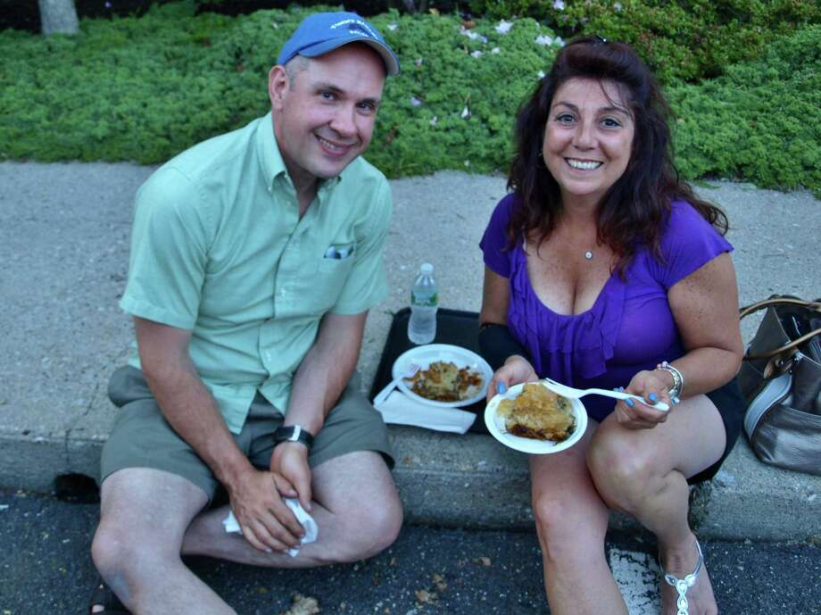 Were you SEEN at the Greek Festival in Danbury on June 8th? Photo: Nuria Ryan