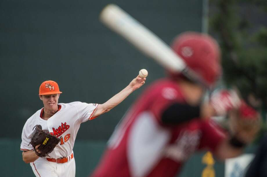Pittsburgh Pirates - fourth round, 119th overall Cody Dickson, LHP, Sam Houston State