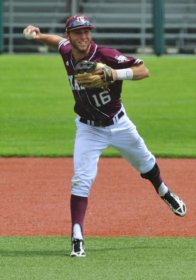 Atlanta Braves - fifth round, 163rd overall Mikey Reynolds, SS, Texas A&M