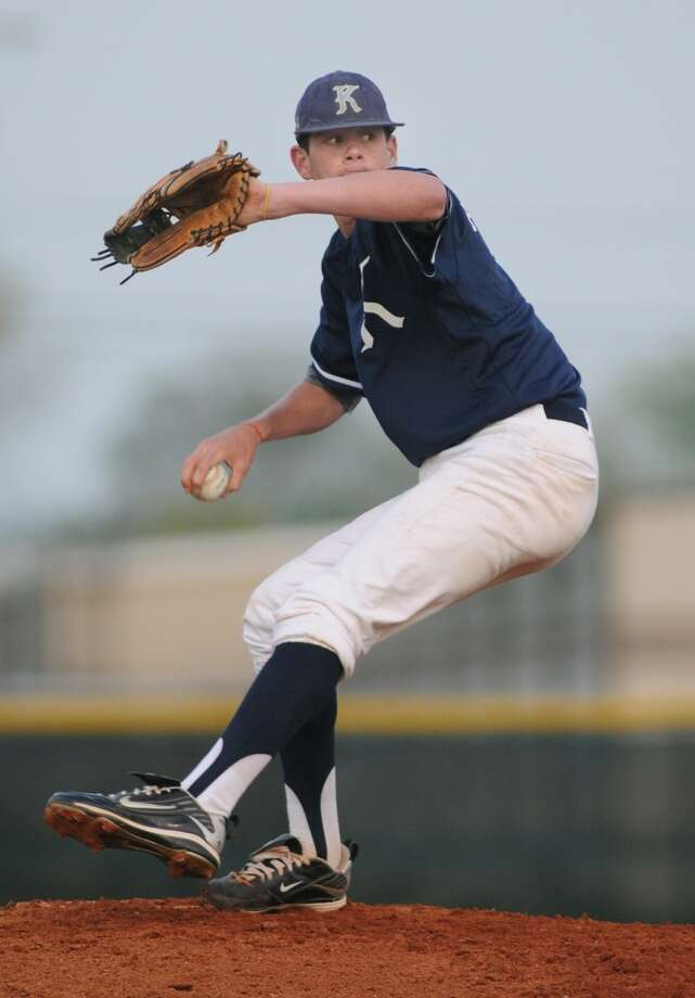 Oakland Athletics - sixth round, 191st overall Kyle Finnegan, RHP, Texas State (Kingwood)